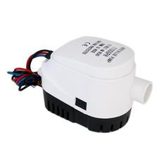 1100gph Dc 12v 24v Automatic Bilge Pump For Boat With Auto Float Switch Submersible Electric Water Pump 12 24 V Volt 12volt 1100 Electric Water Pump Submersible Water Pumps