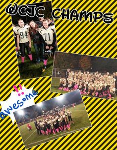 Battle ground middle school football champs
