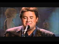 "Vince Gill - Go Rest High on the Mountian with Allison Krauss and Ricky Scaggs  Go Rest High on That Mountain"" is a country song written and recorded by Vince Gill. It was released in August 1995 as a single from his 1994 album When Love Finds You. It is a eulogic ballad. Gill began writing the song following the death of country music superstar..."
