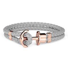 Paul Hewitt Bracelet, Bonded Leather, Gold Leather, Bracelet Cordon, Anchor Jewelry, Fabric Bracelets, Jewelry Bracelets, Necklaces, Gifs
