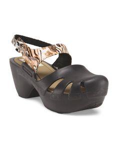 Harmony+Clog+Sandal