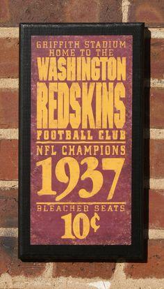 1000+ images about Washington Redskins on Pinterest | Washington ...