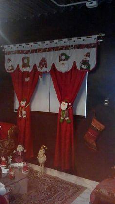 Curso Gratis De Costura Paso A Paso Como Hacer Cortinas Navidenas Muy Lindas Christmas Bathroom Decor Christmas Bathroom Christmas Diy