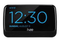 With Ivee Sleek, manage your connected devices, retrieve online info, set reminders, and more, all using voice commands. $200. helloivee.com   - HouseBeautiful.com