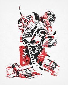 Petr Mrazek CAROLINA HURRICANES PIXEL ART 1 Art Print by Joe Hamilton. All prints are professionally printed, packaged, and shipped within 3 - 4 business days. Joe Hamilton, Sports Graphic Design, Thing 1, Hockey Goalie, Carolina Hurricanes, Poster Prints, Art Prints, All Art, Pixel Art