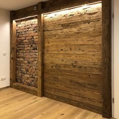 Chalet Design, Style At Home, Wooden Accent Wall, Diy Toilet Paper Holder, Beautiful Room Designs, Sauna House, Wine Cellar Design, Mountain Decor, Map Wall Decor