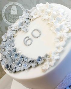 Anniversary Cakes, made in Blackpool, Lancashire