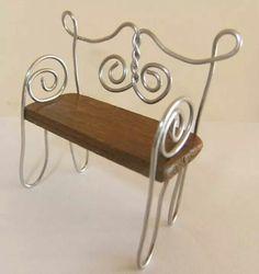 Fairy bench