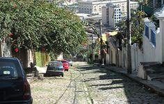 Santa Teresa streets.