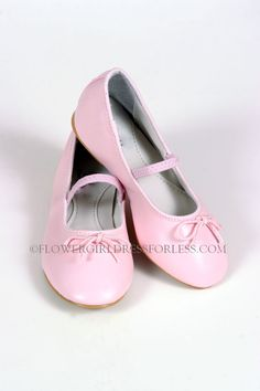 Fancy Ballet Shoe (for baby and toddler) PINK $19.99