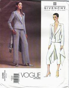 Vogue 2486 (2001)