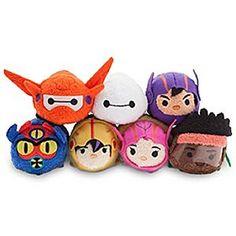 Disney - Big Hero 6 ''Tsum Tsum'' Mini Plush Collection - Set of 7 - Baymax, Etc Disney http://www.amazon.com/dp/B00VSXL9E4/ref=cm_sw_r_pi_dp_s4SBvb0VQF6DH