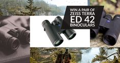 win a pair of Zeiss Terra binoculars if you follow this link http://upvir.al/ref/BL11264050 Good Luck! Hope you don't though(;