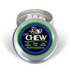 CBD Chew 7mg | The420extracts