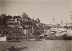 Cihangir / Fındıklı 1890