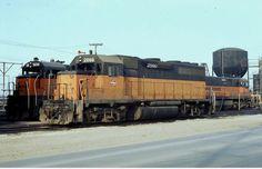 Milwaukee Road, Bahn, Chicago