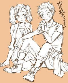 King x Diane - Nanatsu no Taizai Seven Deadly Sins Anime, 7 Deadly Sins, Haikyuu, Naruhina, Kamigami No Asobi, 7 Sins, Happy Tree Friends, Cute Anime Couples, Anime Couples