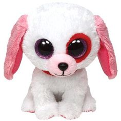 8f8cb1cb300 Beanie Boo Dog Named Darlin Large Beanie Boos