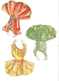 Miss Missy Paper Dolls: Sonja Henie
