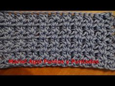 One Hour Crochet Slippers - Crochet Ruana All Free Crochet, Diy Crochet, Crochet Hooks, Irish Crochet, Crochet Shell Stitch, Crochet Stitches, Crochet Patterns, Tunisian Crochet, Crochet Granny