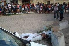 Notícias Potiguar : RN - Homem é assassinado com disparos a queima roupa em Mossoró