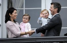 Crown Prince Frederik and Mary of Denmark: The Past 10 Years (In Photos) – Duchess-at-Large Denmark Royal Family, Danish Royal Family, Crown Princess Mary, Prince And Princess, Mary Donaldson, Prince Frederik Of Denmark, Prince Frederick, Princess Marie Of Denmark, Danish Royalty