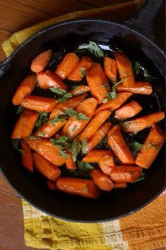 Glazed carrots, Carrots and Serious eats on Pinterest