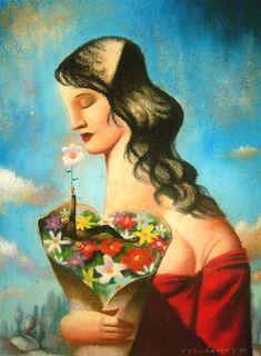 ©Jim Tsinganos - Rita's Bouquet