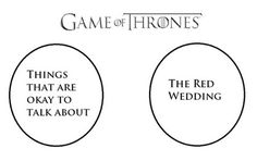21 Best Tumblr Reactions To Game Of Thrones Red Wedding