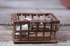 Foro de Belenismo - Miniaturas, detalles y complementos -> Cestas y jaulas para el 2010