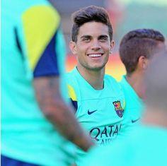 Marc Bartra- FC Barcelona Beautiful beautiful beautiful/ beautiful boy