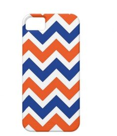 iPhone 4s case - Blue and Orange Florida Gators