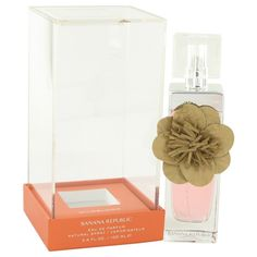 New #Fragrance #Perfume #Scent on #Sale  Banana Republic Wildbloom by Banana Republic 3.4 oz EDP Spray - Celebrate your unique femininity when you wear Wild Bloom for women. Introduced in 2011, this captivating scent from Banana Republic offers luscious notes of grapefruit, kumquat, guava and pear interlaced with delicate tones of orchid. Perfect for a day at the office or a night at the opera, this lovely fragrance invites you to pamper yourself with its softly exotic bouquet.. Buy now at…