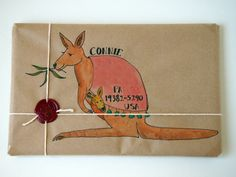 Making snail mail pretty – English Muse