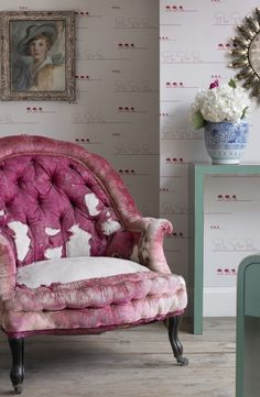 Ostrich Wallpaper|Turner Pocock Cazalet
