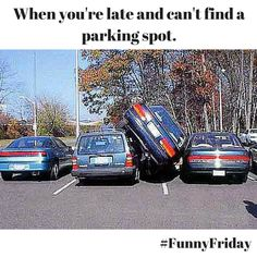 We dont recommend trying this! #FunnyFriday