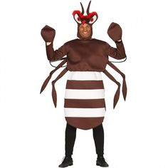 Mosquito Mosquito costume consists of tunic, wings and hood. Star Wars Shop, Fancy Dress Up, Funko Pop Vinyl, Marvel Dc Comics, Harry Potter, Wings, Tunic, Unisex, Disney Princess