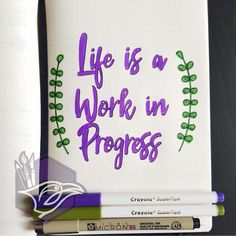 Hello my Freaky Darlings! I just wanted to remind you that life is a work in progress. You are a work in progress. All About Me Art, About Me Blog, Life Is An Adventure, Monday Motivation, Raven, Blessed, My Arts, Website, Crafts
