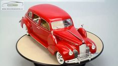 PACKARD SUPER EIGHT ONE EIGHTY 1941 Greenlight 1/18