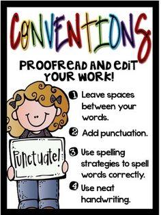 WRITING TRAIT POSTERS {WRITING CENTER MATERIALS} - TeachersPayTeachers.com