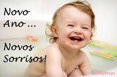#Novo_Ano_Novos_Sorrisos #babysteps #bebés #crianças #família #sorrisos #alegria