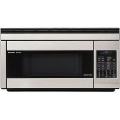 1.1 cu. ft. 850w Over the Range Convection Microwave Stainless Steel