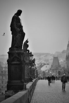 Praha Karlův most, Oldřich Nosek