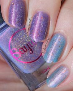 Third Space of Heaven swatched by @emilydemolly