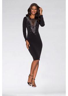 Sukienka wieczorowa Zrób wrażenie • 179.99 zł • bonprix
