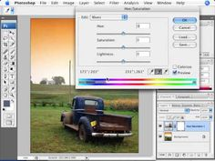 Learn Photoshop - How to Change Color of Specific Objects