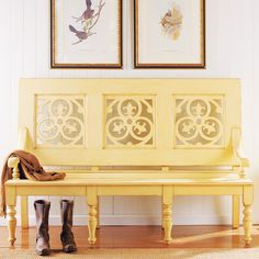 Somerset Bay Sullivan's Island Bench - other colors available - Layla Grayce
