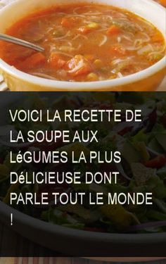 New soup legumes bouillon ideas Slow Cooker Ground Beef, Slow Cooker Soup, Ground Beef Recipes, Slow Cooker Recipes, Healthy Soup Recipes, Chili Recipes, Cuisine Diverse, Cabbage Soup, Voici