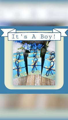 Baby Shower Decorations, Boy Baby Shower Themes, Baby Boy Shower, Handmade Wedding Favours, Diy Wedding, Wedding Ideas, Soap Favors, Baby Shower Gifts For Guests, Baby Shower Favors