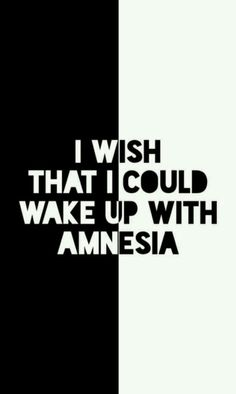 Wallpaper iPhone cute saying quotes vintage black and white 5 seconds of summer 5SOS amnesia song lyrics